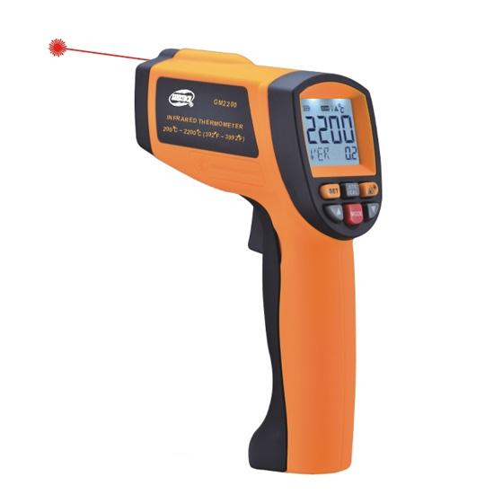 Máy đo nhiệt độ đến 2200 độ C GM2200
