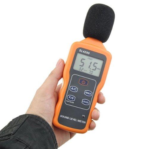 Máy đo độ ồn SL-4200