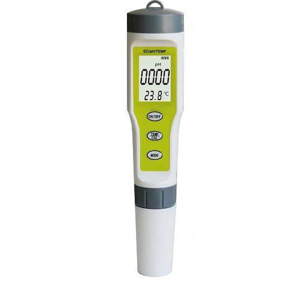 Bút đo pH/EC/Nhiệt độ chống nước EZ-9902