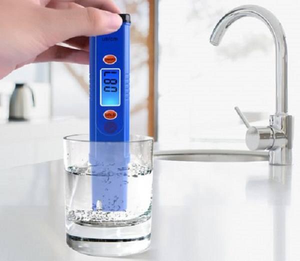 Máy đo độ dẫn điện EC của nước