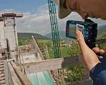 Máy đo khoảng cách laser 250m Bosch GLM 250 VF rất thích hợp cho việc đo đạc trong ngành xây dựng