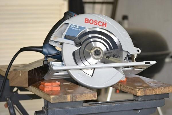 Mấy cưa đĩa Bosch GKS 190